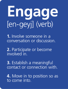 engage-definition